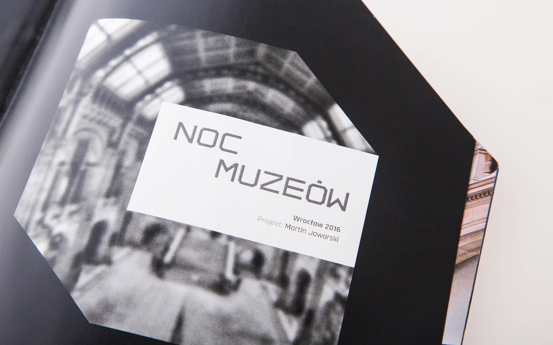 Noc muzeów – katalog wydarzenia kulturalnego.
